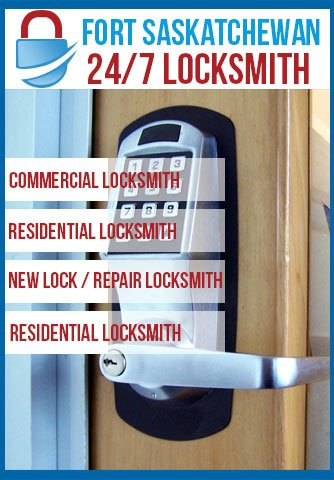 Fort Saskatchewan Locksmith